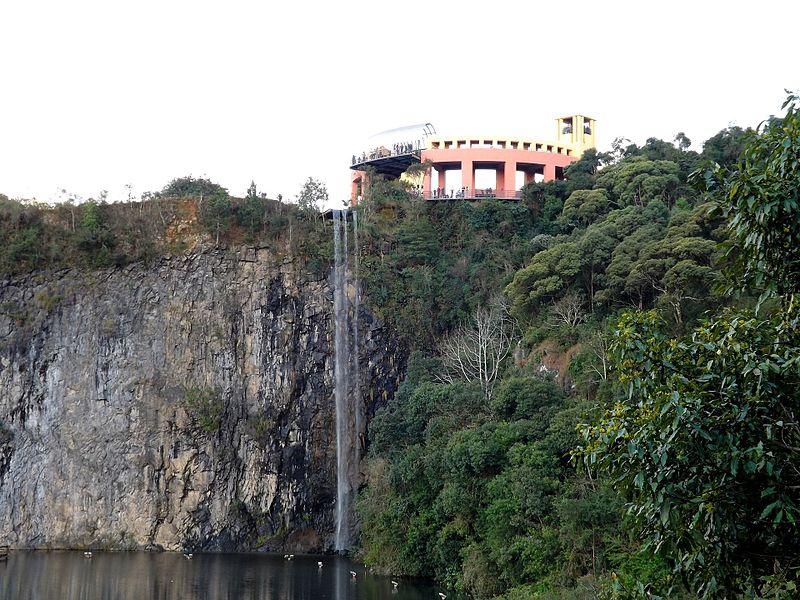 Melhores parques de Curitiba
