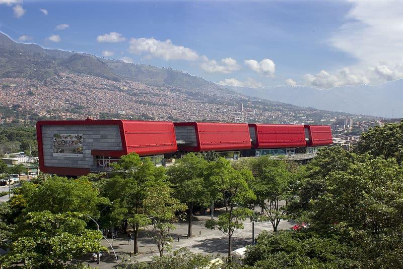 Pontos turísticos de Medellín
