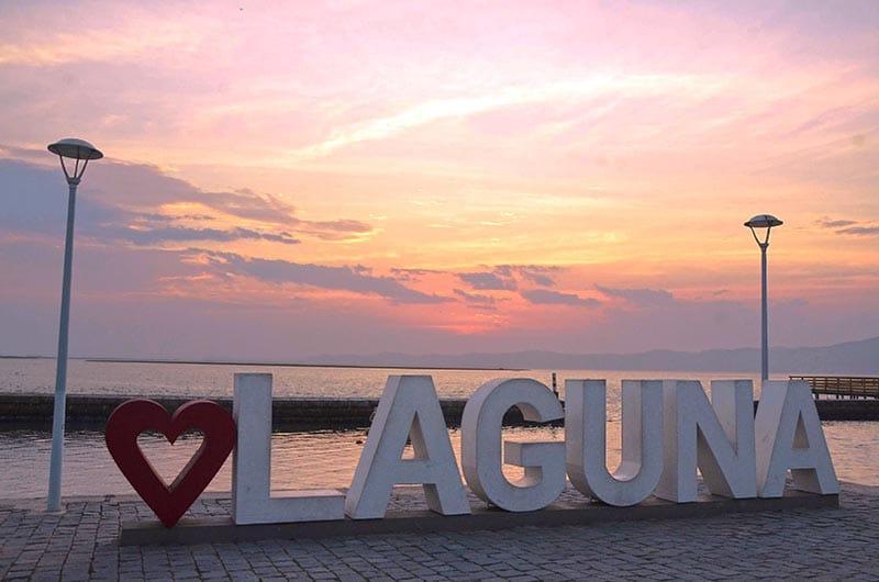 pontos turísticos de Laguna