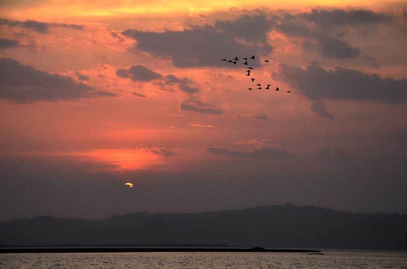 pontos turísticos de Laguna Orla da Lagoa de Santo Antônio