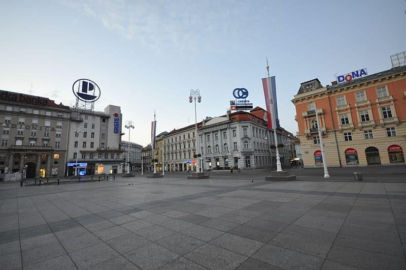 Praça Bana Josip Jelacic