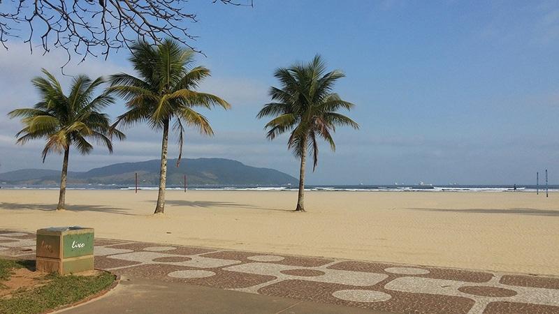Pontos turísticos de Santos