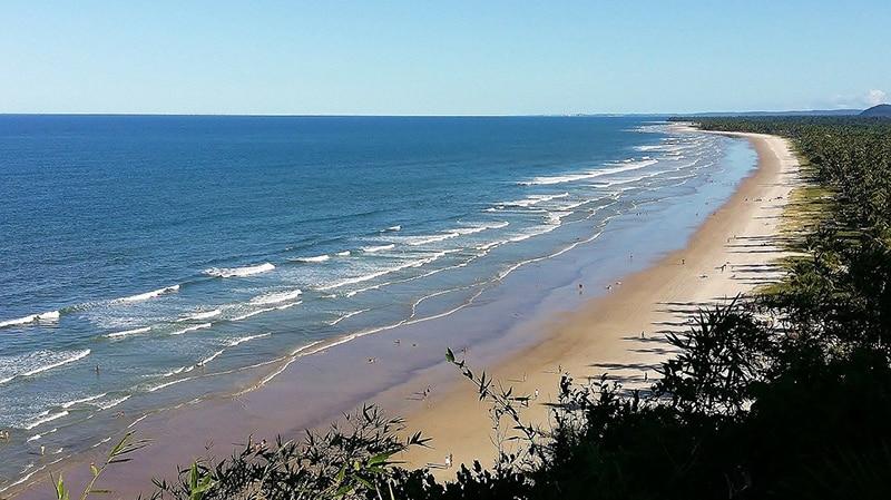 Praia de Itacaré