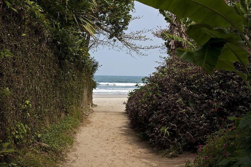 Praias Litoral Norte de SP