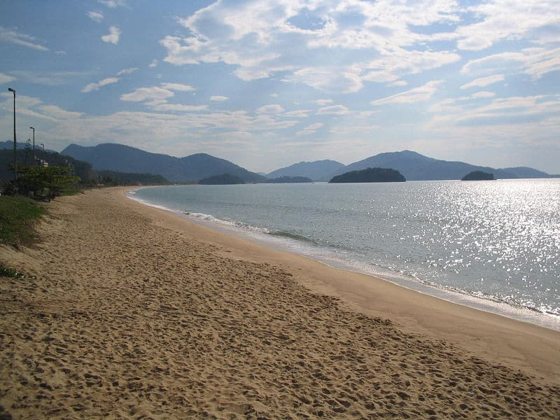 Praia do Massaguaçu