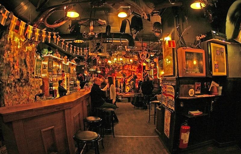 Bares de Estocolmo