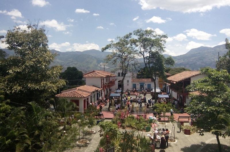 roteiro em Medellín