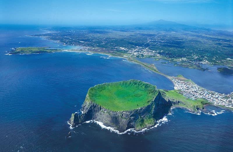ilhas da coreia do sul