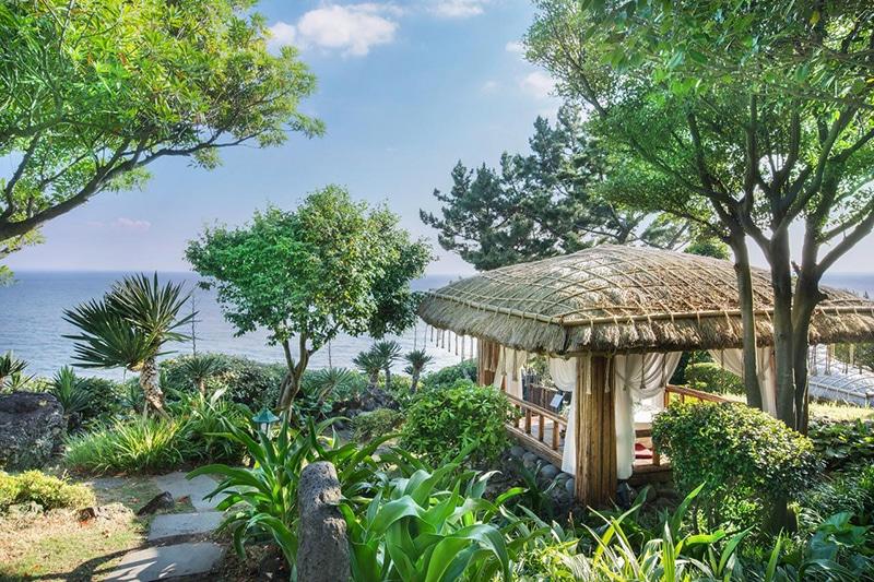 Hotel de luxo na coreia do sul