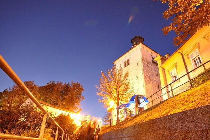 pontos turísticos de Zagreb Torre Lotrščak