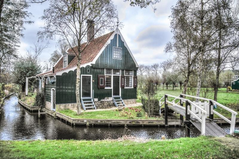 Zaanse Schans na Holanda