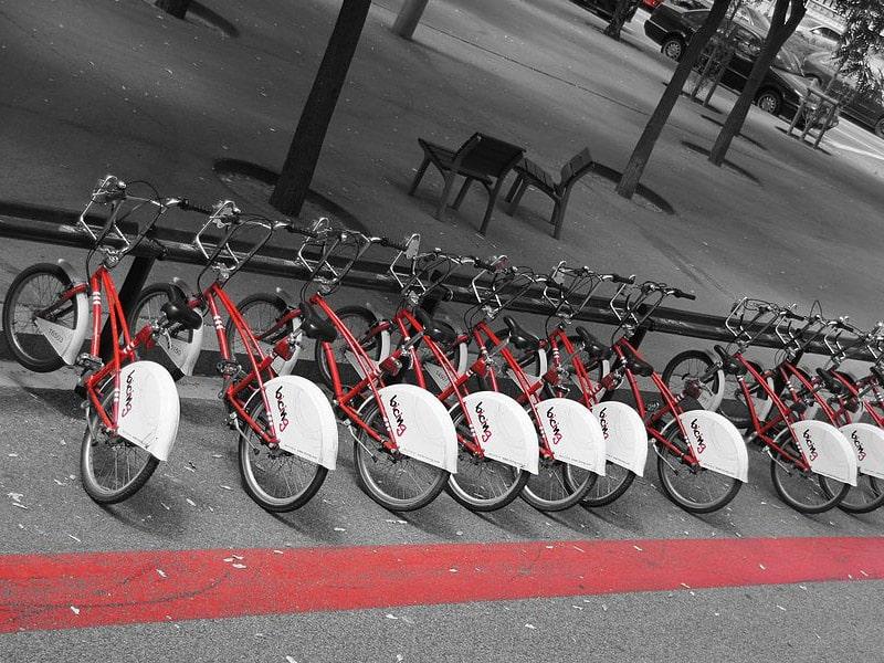 como alugar bicicletas em berna