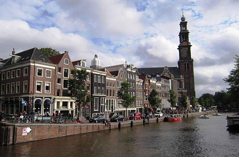 Onde fica a Casa de Anne Frank