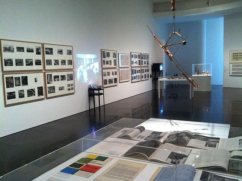 Museu de arte contemporânea de Barcelona