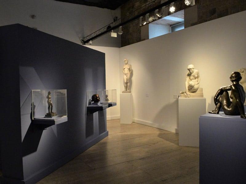 Museu de arte moderna na Espanha