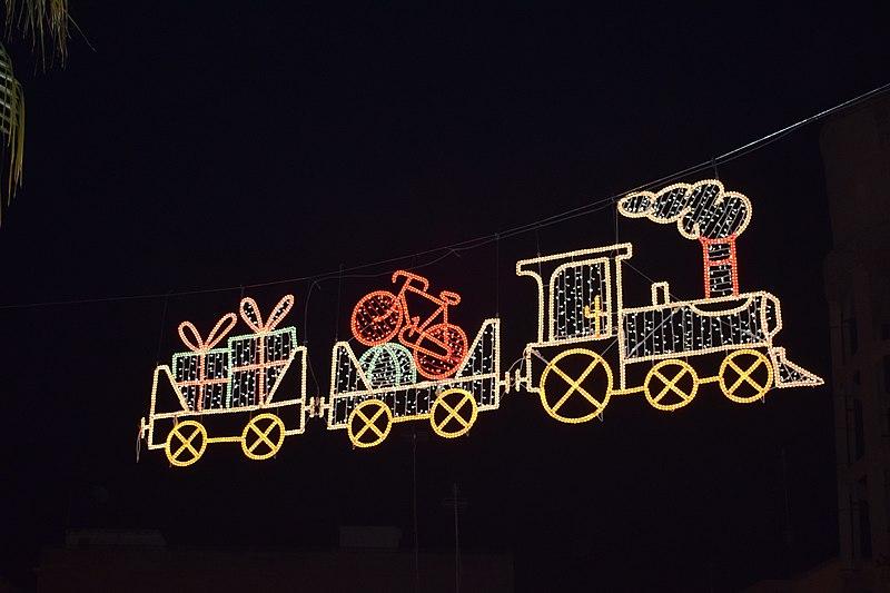 atrações de Natal no paraná
