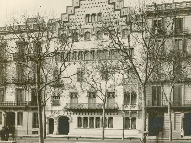 História da Casa Batlló