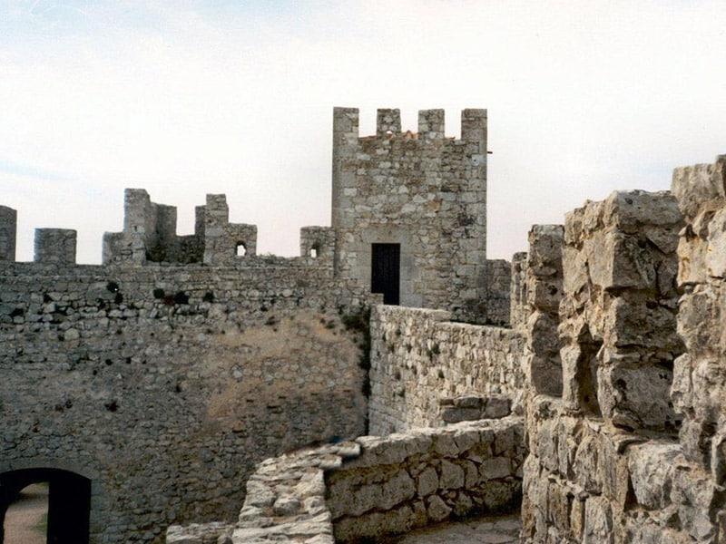 castelos perto de lisboa