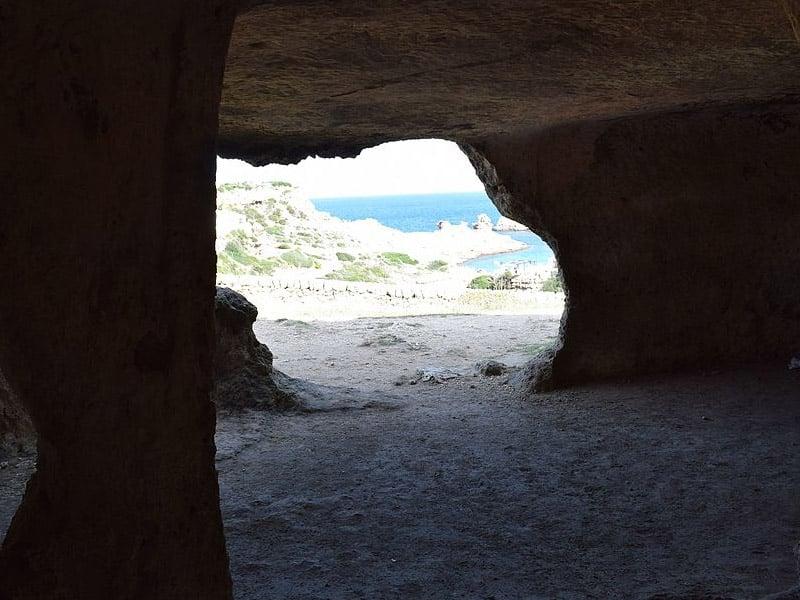 Cavernas na Espanha