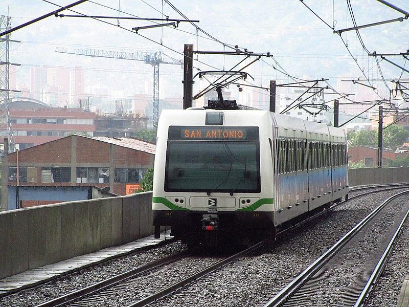 metro em medellín