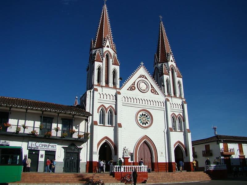 Cidades perto de Medellín legais