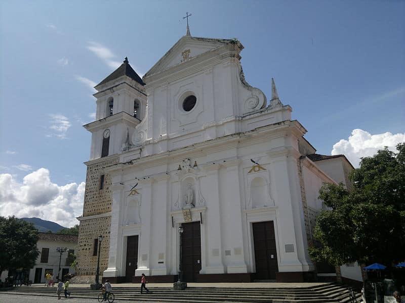 Cidades perto de Medellín interessantes