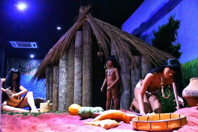 Museu Itaipú Tierra Guarani