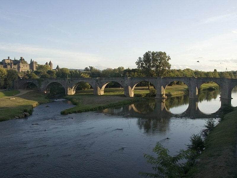 transporte em carcassonne