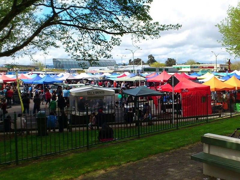 mercados da Nova Zelandia
