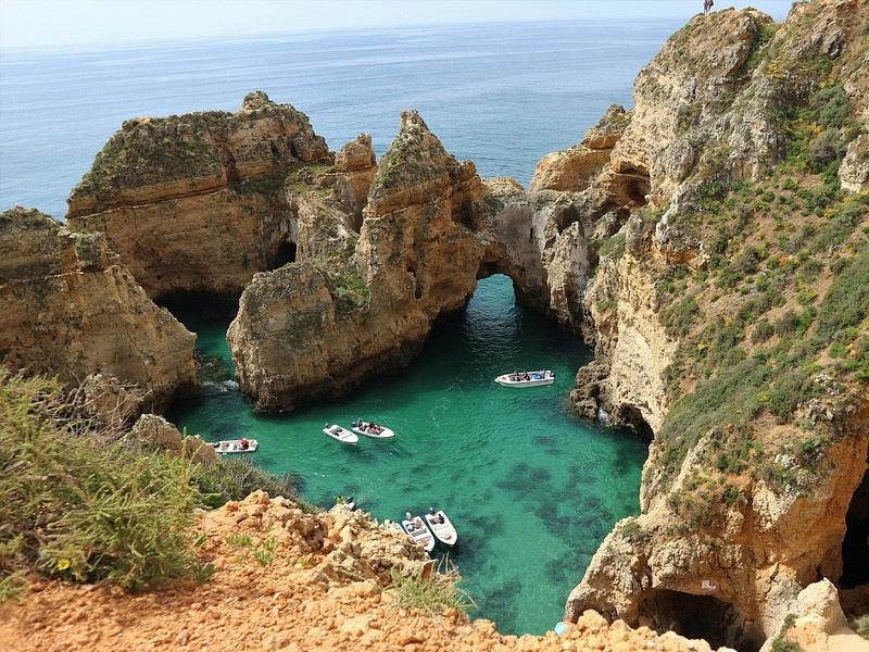 passeio no Algarve saindo de lisboa