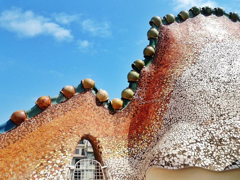 Casas Gaudi