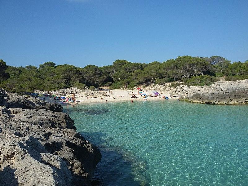 Praias de nudismo Espanha