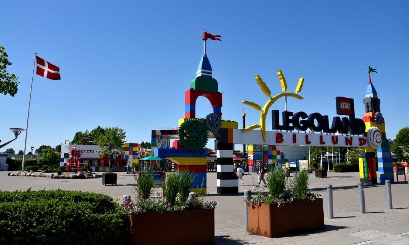 Legoland, na Dinamarca