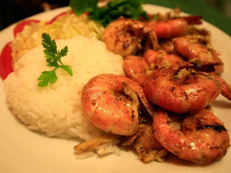 O que comer em Itacare