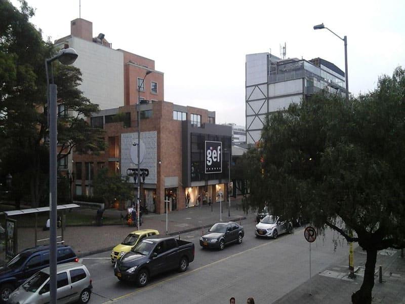 Onde ficar em Bogotá