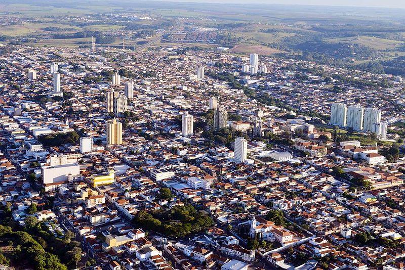 Importantes Cidades do interior de SP