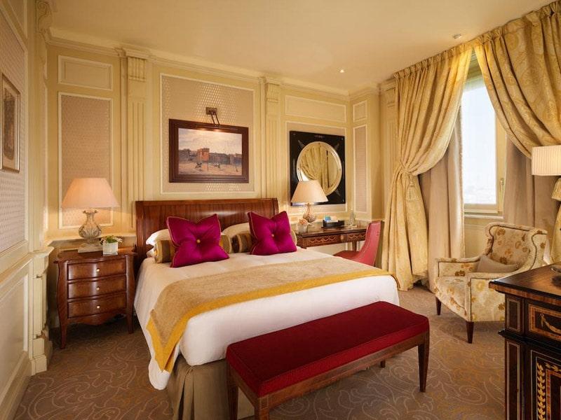 hotéis com design clássico em Milão
