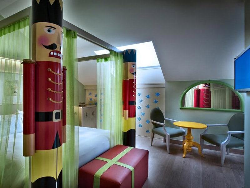 hotéis temáticos em Milão