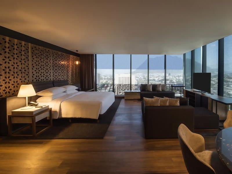 hotéis com vista em monterrey