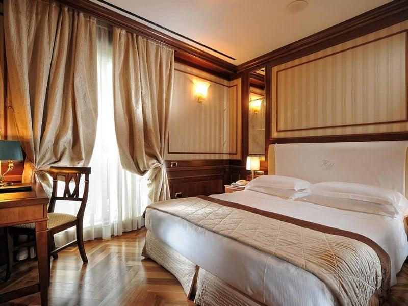 hotéis tradicionais em milão