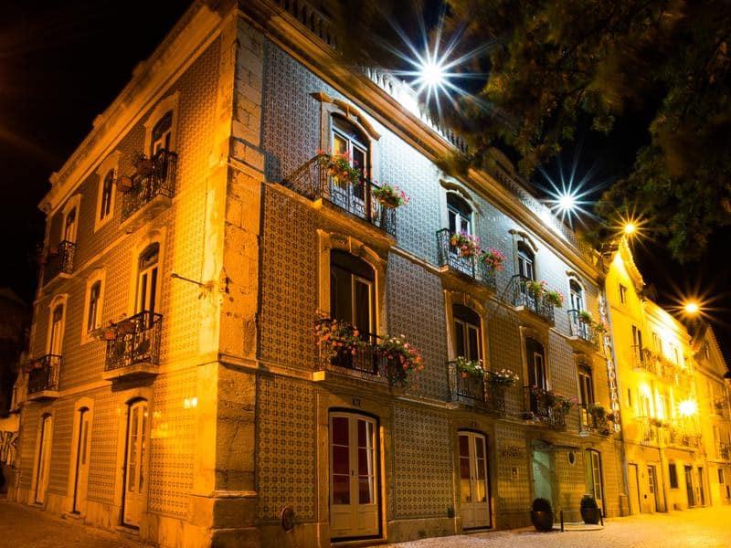hotel antigo em setúbal