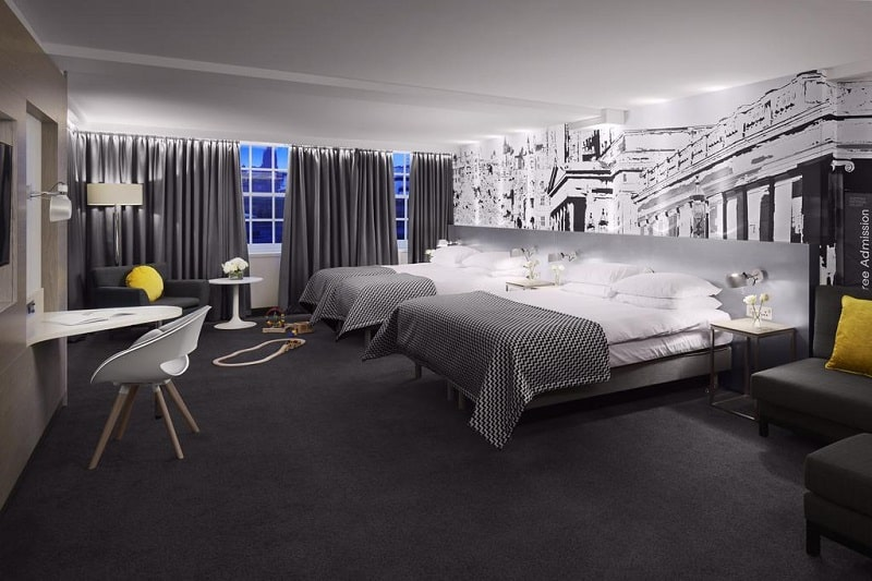 Hotéis em Edimburgo quatro estrelas