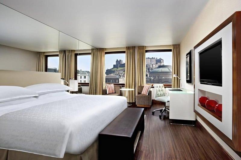 Hotéis 5 estrelas em Edimburgo