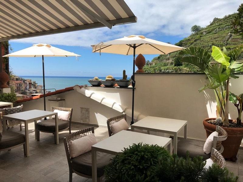 Hotéis em Cinque Terre