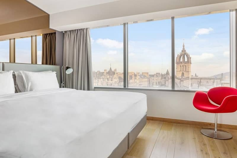 Hotéis em Edimburgo com excelente localização