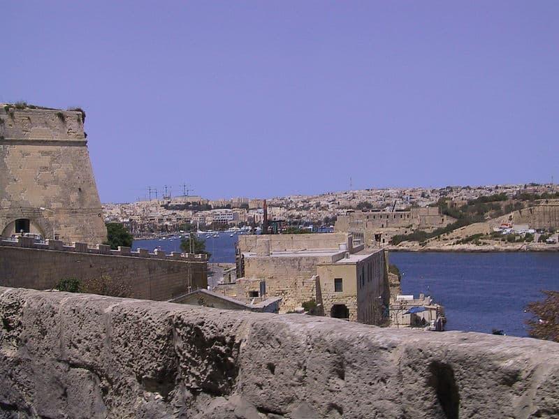 Onde ficar em Valletta com tranquilidade