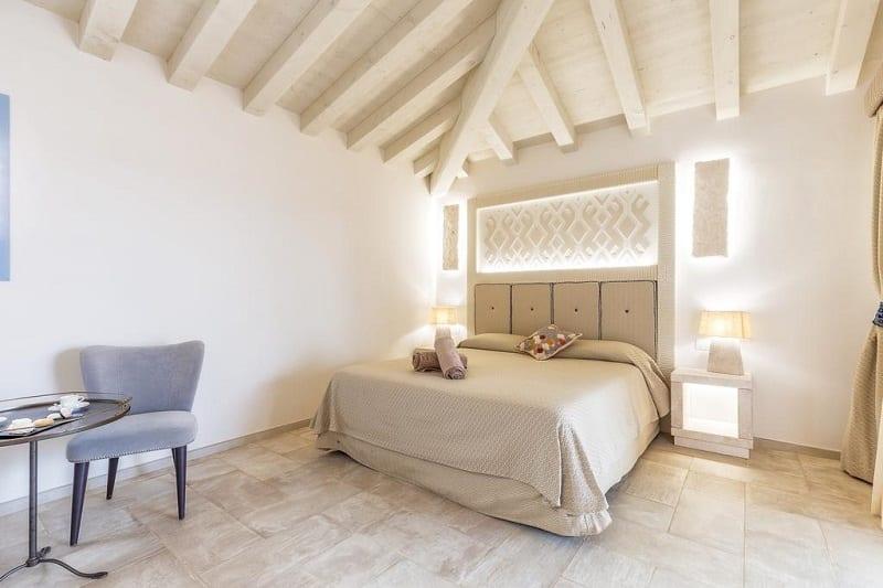 Hotéis na Sardenha quatro estrelas