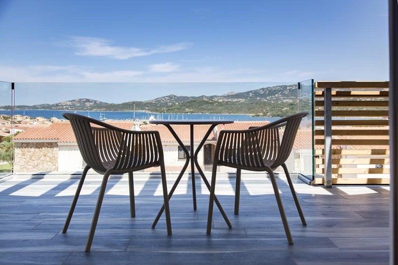 Hotéis na Sardenha com vista paradisíaca