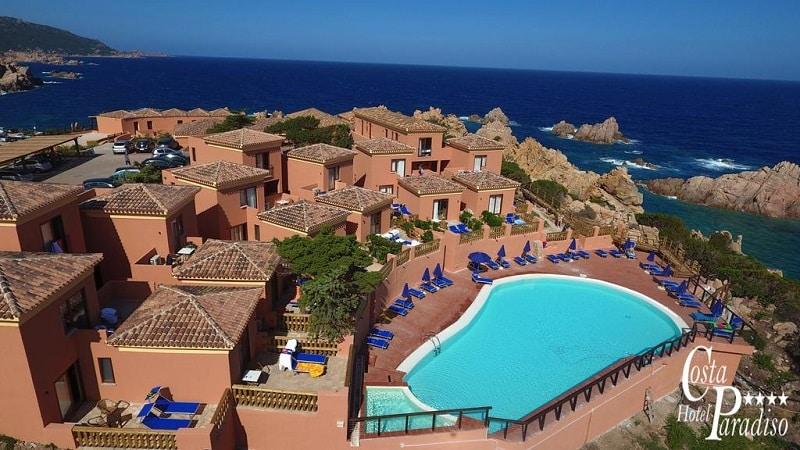 Hotéis na Sardenha bem localizados