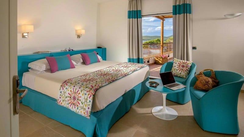 Dicas de hotéis na Sardenha